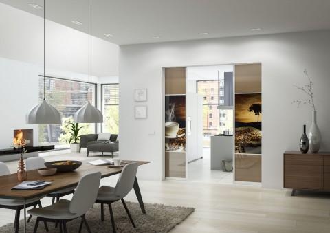 Raumteiler - Esszimmer/Küche