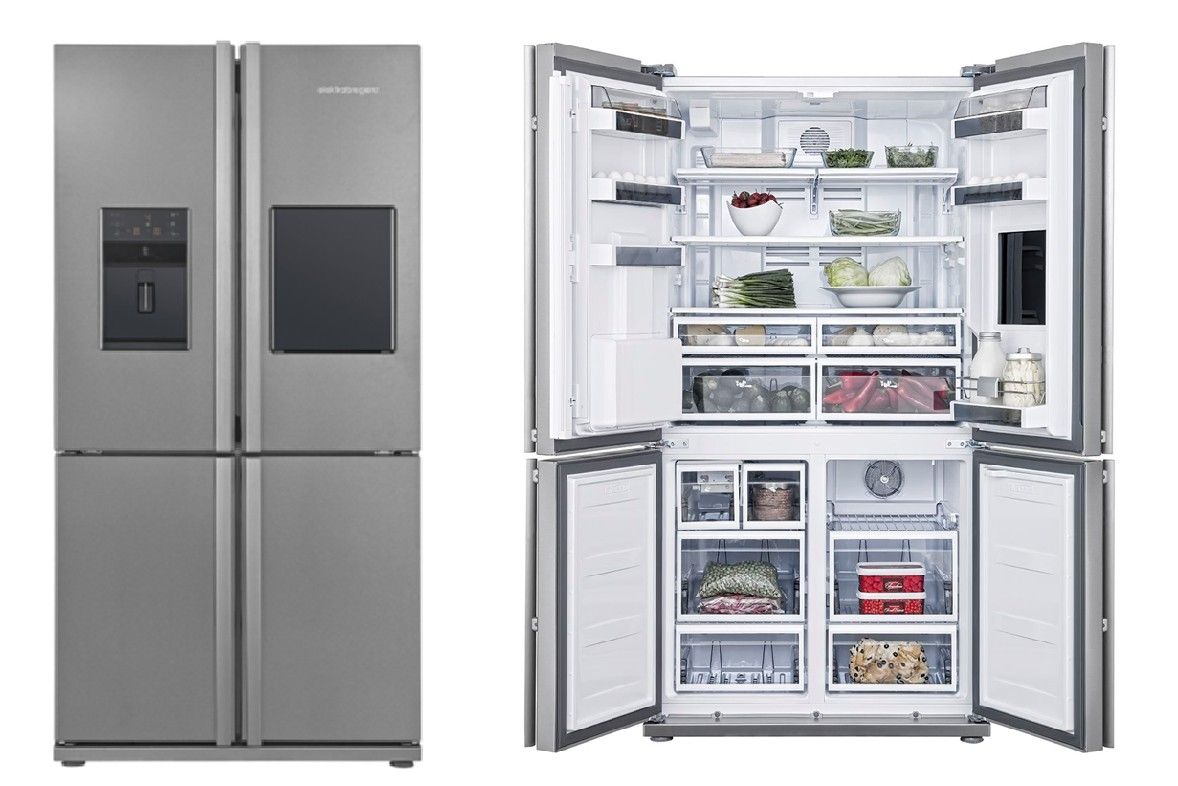 Side-by-Side Kühlschrank - Abverkauf - handlwohnen.at