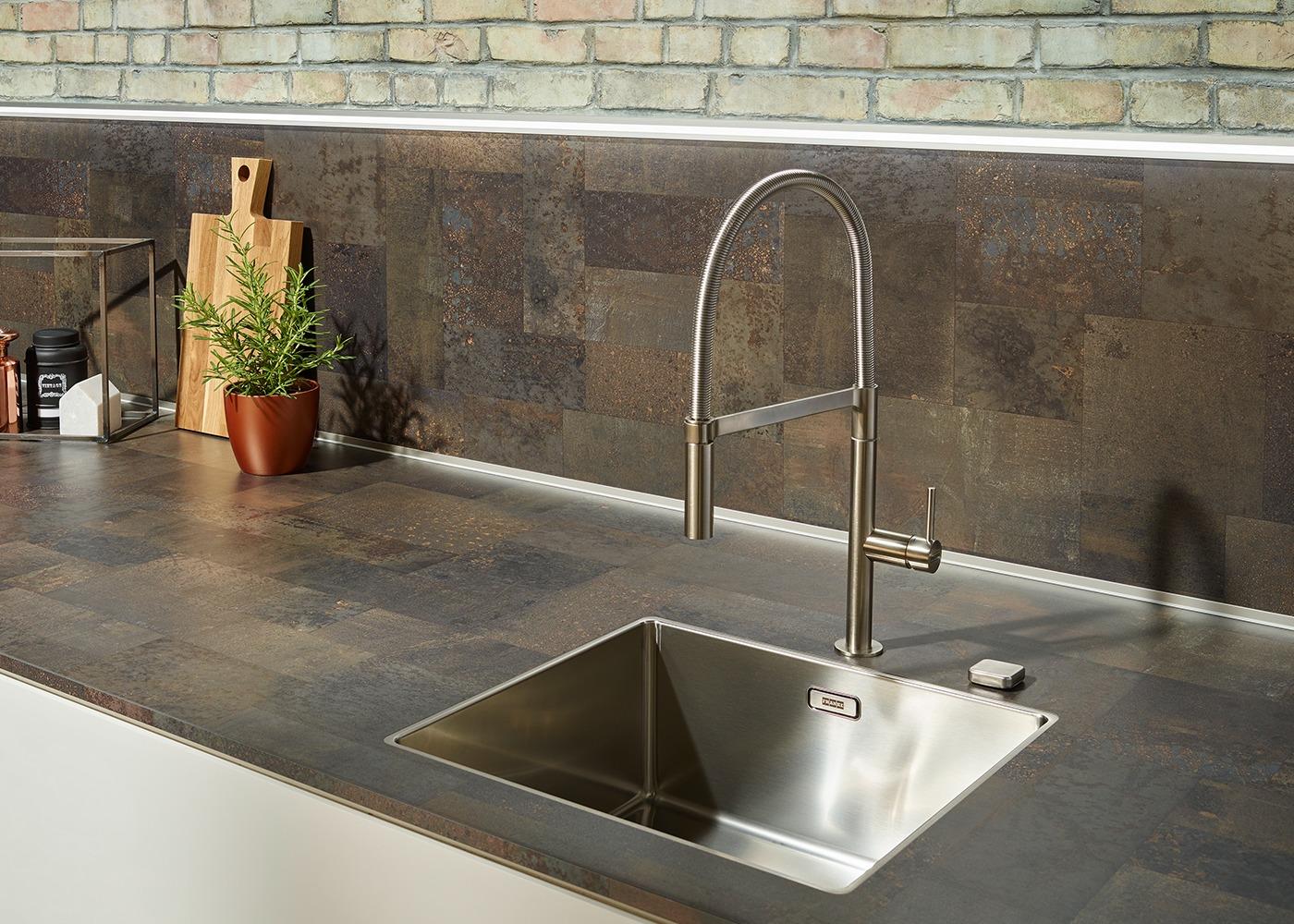 Hervorragend Arbeitsplatten und Rückwände - Küchenzubehör - Produkte KH18