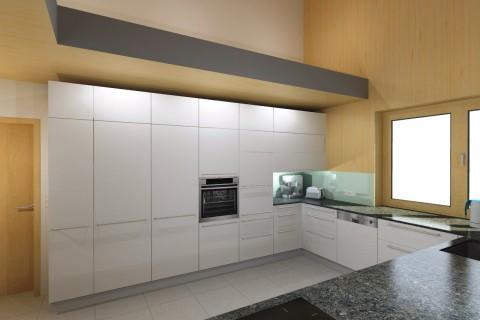 viel platz f r gro es kochvergn gen referenzen. Black Bedroom Furniture Sets. Home Design Ideas